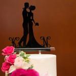 憧れの欧米風ウェディングケーキを実現するために、新米花嫁がETSYでトッパーを購入してみた