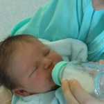 母乳が出ないママへ!混合から完全母乳になった私が実践した3つのこと
