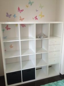 IKEA収納ボックスカラックス