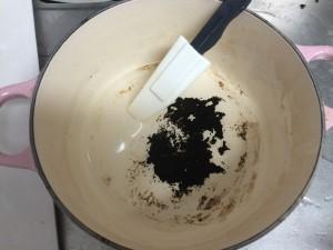 重曹で鍋の焦げ付きをとろう!