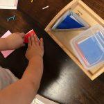 【ひとりでできた!】折るを発展させて、洗濯物を自分でどんどん畳む方法