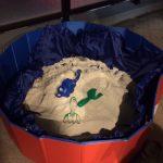マンションベランダで砂場を作ってみたら、息子が大喜びして、もっと早く作っておけばと後悔した話