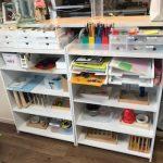 【おうちモンテ】ニトリのカラーボックスでモンテッソーリの教具棚を設置。子供の自主性がみるみる育つ家づくり。